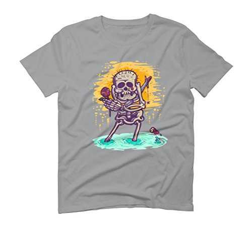 iwakpeli Men's Graphic T-Shirt - Design By Humans Opal