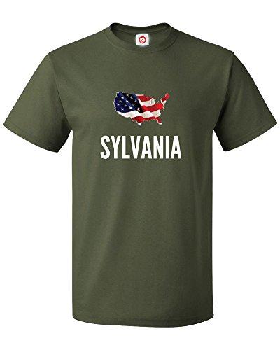 t-shirt-sylvania-city-verde