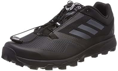 adidas Herren Terrex Trailmaker Wanderschuhe, Schwarz (Nero Negbas/grivis/neguti), 38 2/3 EU (5.5 UK)