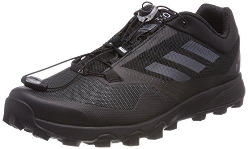 adidas Terrex Trailmaker Zapatillas de senderismo Hombre, Negro (Nero Negbas/Grivis/Neguti), 46 2/3...