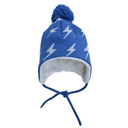 warm-cute-baby-boy-fall-winter-earflap-beanie-hat-s-3-9-months-lighting-bolts