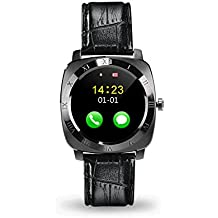 JIKRA Bluetooth Smartwatch with SIM Card Support | Android 5.1 OS | Facebook | Whatsapp | Activity Tracker | Fitness Band For CAT S60