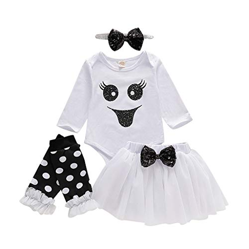 Romantic Halloween Kostüme Kinder 4tlg Baby