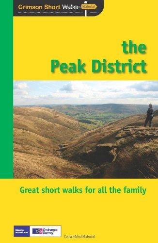 Peak District: Short Walks by Dennis R. Kelsall (15-Jan-2011) Paperback