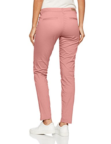 ONLY Damen Hose Onlparis Low Skinny Chino Pants Pnt Noos Rosa (Rose Dawn)