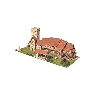 Aedes Rural Village Diorama, 37 x 26 x 7 cm