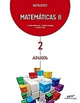 Matemáticas II. (Aprender es crecer en conexión)