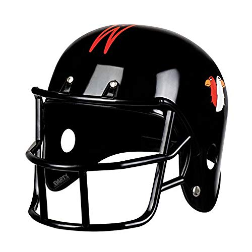 PARTY DISCOUNT ® Helm American Football, schwarz
