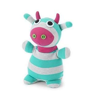 Soframar - Peluche à Chauffer Vache Socky Dolls
