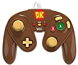 Controller FIGHT Pad PDP für Wii U – Modell Donkey Kong