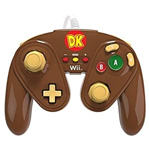 PDP Controller Fight Pad Wii U – Modell Donkey Kong