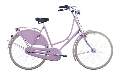 41weCfixbSL - ORTLER Van Dyck Women rose 2019 City Bike