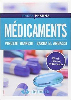 Médicaments de Vincent Bianchi,Sarra El Anbassi ( 19 novembre 2012 )