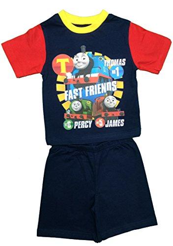 thomas-friends-pijama-dos-piezas-manga-corta-para-nino-azul-azul-3-anos
