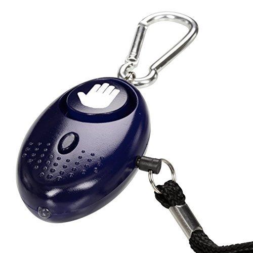 tiiwee Alarma Personal - 130dB Alarma de Pánico con la Protección de...