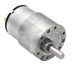venta micro camara: Sharplace 37GB-520 Motor de Engranaje 24V DC para Equipos Venta Cámara Panorámic...