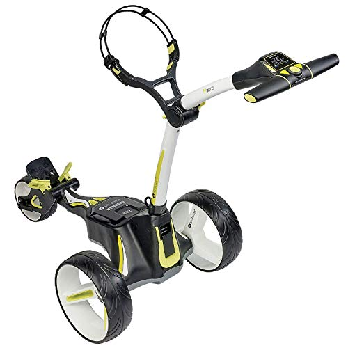 Motocaddy M3 Pro 2018 - Blanc, Extended