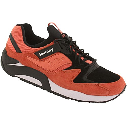 Saucony Originals Type A, Sneaker Uomo Orange