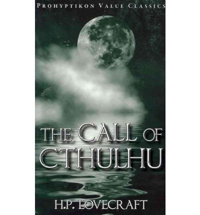 [ [ THE CALL OF CTHULHU BY(LOVECRAFT, H P )](AUTHOR)[PAPERBACK]
