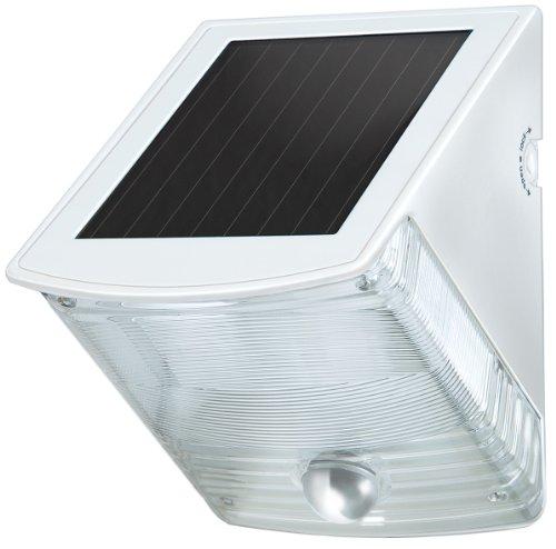 Brennenstuhl LED Solarlampe mit Bewegungsmelder