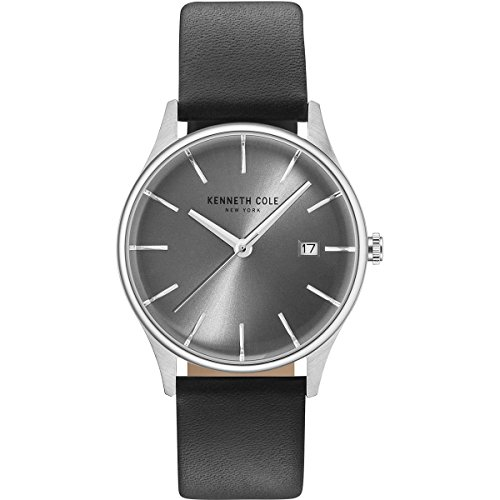 Kenneth Cole Argento in acciaio inox Womans 35 mm KC15109004