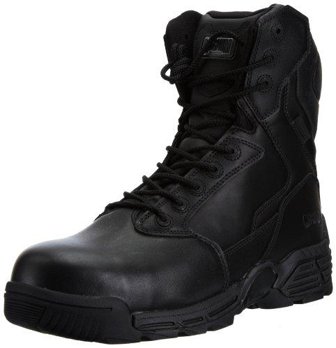 size 40 2f400 a415f Adulte v Mixte Chaussures Stealth 8 Magnum Force Sécurité Adult Noir 6 0  q8W7Tw