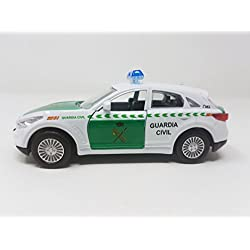PLAYJOCS GT-1009 Coche Guardia Civil