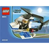 LEGO 30014 - Helicóptero de policía (32 piezas)