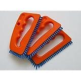 Die Schleifer UG Fuginator Brosse à rainures pour nettoyer les joints de carrelage rapidement,facilement et en profondeur