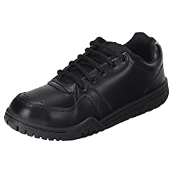 TFW Boys Synthetic Leather School Shoes