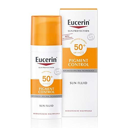 Eucerin Pigment Control Sun Fluid LSF 50+, 50 ml Creme