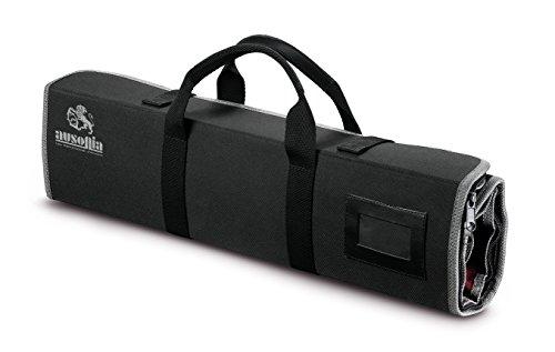 AUSONIA - 97644 VERSTÄRKTES MESSERETUI FÜR KÖCHE FÜR 10 MESSER OHNE MESSER (Koch Messer 10)
