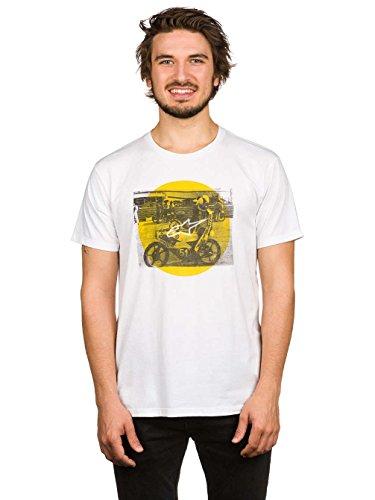 Alpinestars Herren Task Tee T-Shirt Weiß