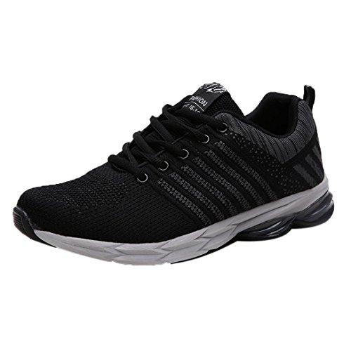 Zapatos de senderismo para hombre, Covermason Zapatillas de deporte ocasionales respirables del deporte al aire libre de los hombres