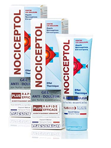 Polidis Nociceptol Schmerzgel, 120ml, 2 Stück