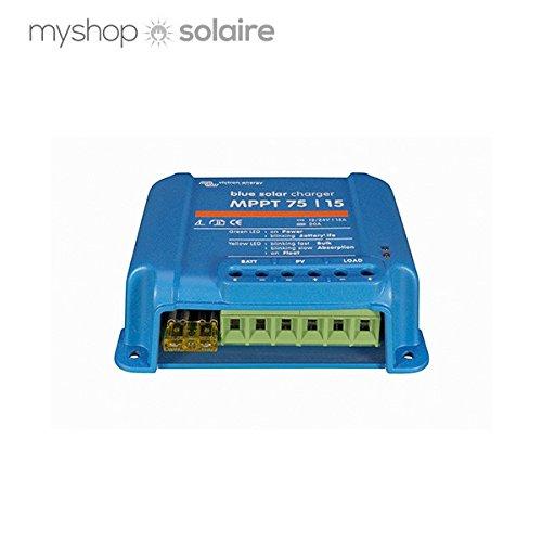 BlueSolar MPPT 75/15Victron Solar Controller 12/24V