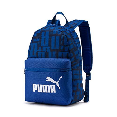 Puma Unisex Jugend Phase Small Backpack Rucksack, Galaxy Blue-Peacoat, OSFA (Kinder Puma Rucksack)