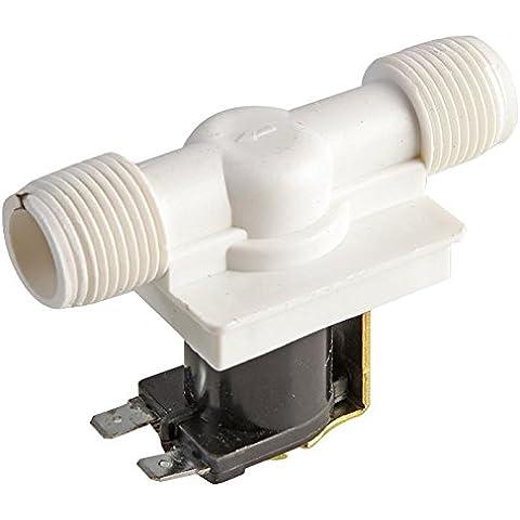 Elettrovalvola per liquidi, con bobina