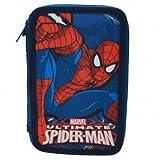 Mallette de coloriage Spiderman double compartiment...