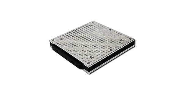 BZT Vakuumtisch 210 x 160 mm ALU CNC Fräse Portalfräse Aufspanntisch Tisch NEU
