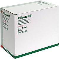 Vliwasoft 20326 Verbände, Vliwazell, steril, 20 cm x 40 cm (12-er pack) preisvergleich bei billige-tabletten.eu