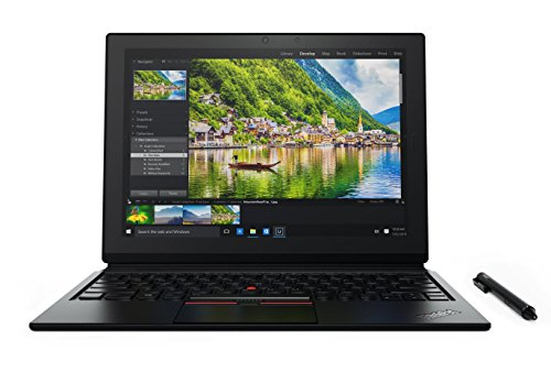 Lenovo ThinkPad X1Tablet 512GB 3G 4G Black Tablet–Tablets (1.2GHz, Intel Core M, M7–6y75, 4MB, 3.1GHz, OPI)