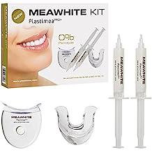 Blanqueamiento Dental MEAWHITE® • 0% Peroxido • Blanqueador  dental • Natural • Teeth Whitening • Blanquear los dientes • Sonrisa Perfecta Dientes blancos en SOLO 5 DIAS • Limpieza dientes 100 % Efectivo White Theet