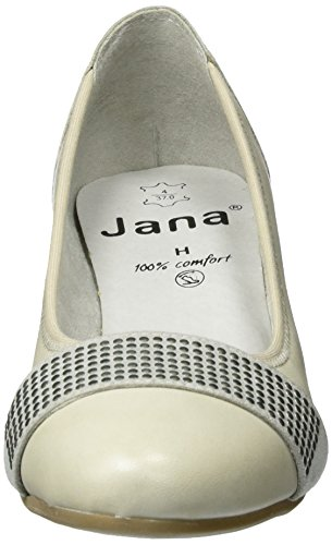 Jana 22303, Escarpins Femme Gris (Lt. Grey 204)