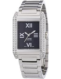 Esprit Collection Damen-Armbanduhr Xanthe - Swiss Made Analog Quarz Leder