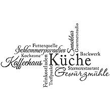 Suchergebnis auf Amazon.de für: wandtattoo küche