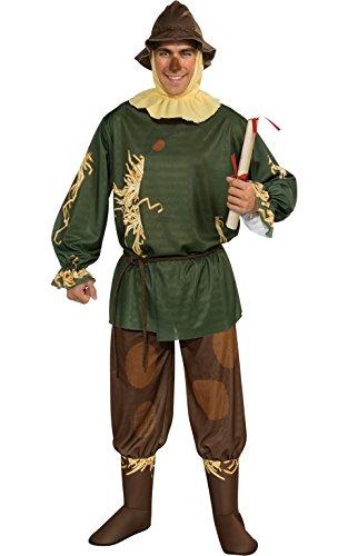 """Rubie's Offiziell lizenziertes """"Zauberer von Oz"""" Vogelscheuchen-Kostüm–Größe ()"""