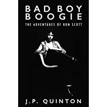 Bad Boy Boogie: The Adventures of Bon Scott (English Edition)