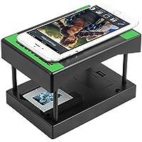 Rybozen Mobilephone Escáner de Negativos y diapositivos 35 mm,Convierte Tus Negativos y Diapositivas en Fotos Digitales,Utiliza u Smartphone– No Requiere Ordenador