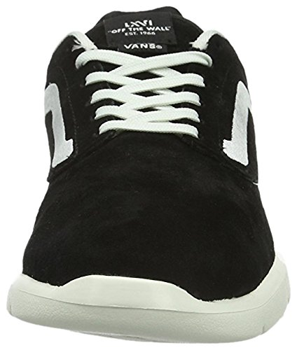 Vans  Iso 1.5, Sneakers Basses homme Schwarz/Weiß